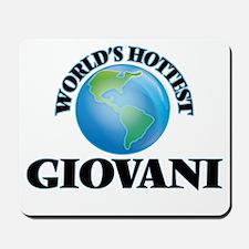 World's Hottest Giovani Mousepad