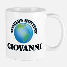 World's Hottest Giovanni Mugs