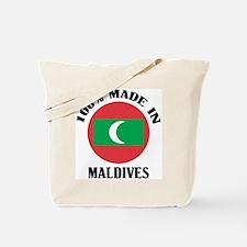 Made In Maldives Tote Bag