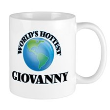World's Hottest Giovanny Mugs