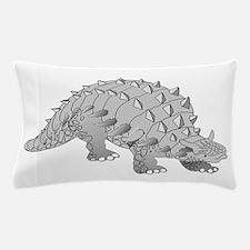 Ankylosaurus Pillow Case
