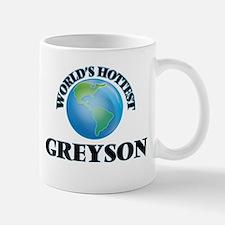World's Hottest Greyson Mugs