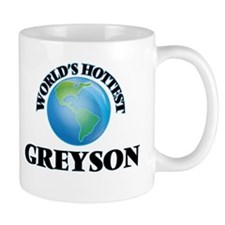 World's Hottest Greyson Mugs