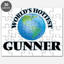 World's Hottest Gunner Puzzle
