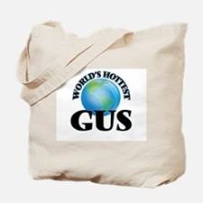 World's Hottest Gus Tote Bag