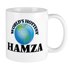 World's Hottest Hamza Mugs