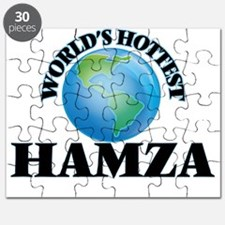 World's Hottest Hamza Puzzle