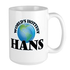 World's Hottest Hans Mugs