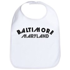 Baltimore Maryland Bib