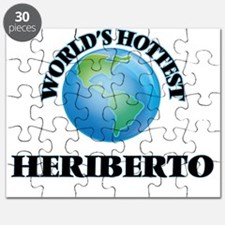 World's Hottest Heriberto Puzzle
