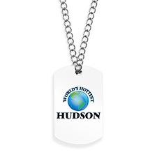 World's Hottest Hudson Dog Tags
