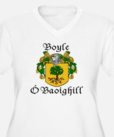 Boyle in Irish/English T-Shirt