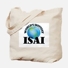 World's Hottest Isai Tote Bag
