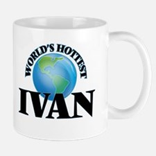 World's Hottest Ivan Mugs
