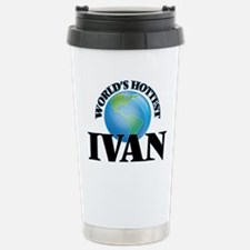 World's Hottest Ivan Stainless Steel Travel Mug