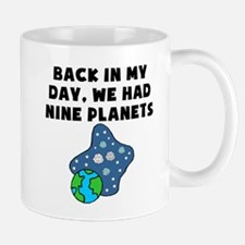 We Had Nine Planets Mugs