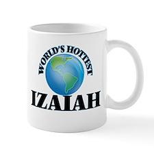 World's Hottest Izaiah Mugs