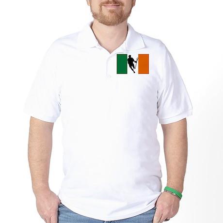 Lacrosse IRock Ireland Golf Shirt