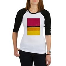 ROTHKO YELLOW BLACK MAGENTA Baseball Jersey