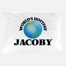 World's Hottest Jacoby Pillow Case