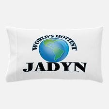 World's Hottest Jadyn Pillow Case