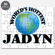 World's Hottest Jadyn Puzzle