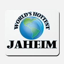 World's Hottest Jaheim Mousepad