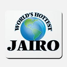 World's Hottest Jairo Mousepad
