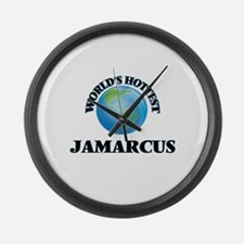 World's Hottest Jamarcus Large Wall Clock