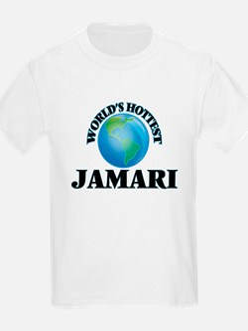 World's Hottest Jamari T-Shirt