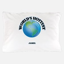World's Hottest Jamel Pillow Case