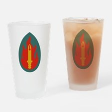 63rd Infantry Division.png Drinking Glass