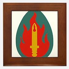 63rd Infantry Division.png Framed Tile
