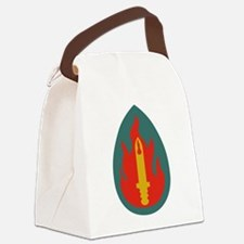 63rd Infantry Division.png Canvas Lunch Bag