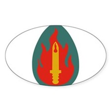 63rd Infantry Division Decal