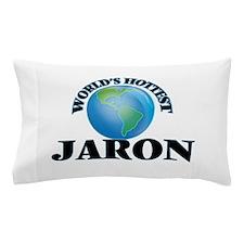 World's Hottest Jaron Pillow Case
