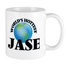 World's Hottest Jase Mugs
