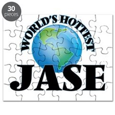 World's Hottest Jase Puzzle