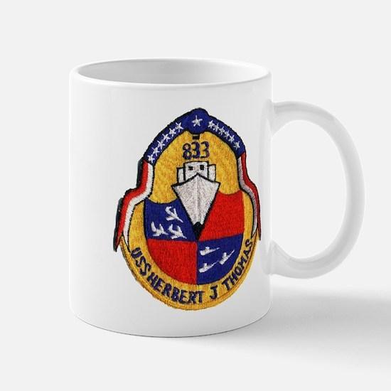 USS HERBERT J. THOMAS Mug
