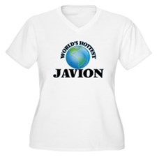 World's Hottest Javion Plus Size T-Shirt