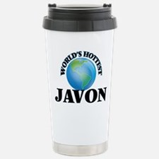 World's Hottest Javon Travel Mug