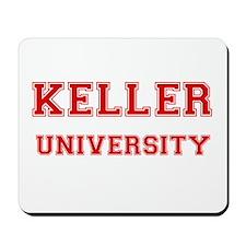 KELLER UNIVERSITY Mousepad