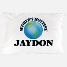 World's Hottest Jaydon Pillow Case