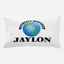World's Hottest Jaylon Pillow Case