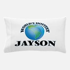 World's Hottest Jayson Pillow Case