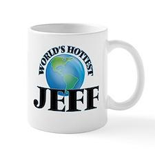 World's Hottest Jeff Mugs