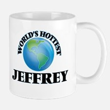 World's Hottest Jeffrey Mugs