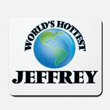 World's Hottest Jeffrey Mousepad