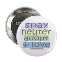 Spay/Neuter/Adopt/Love 2.25