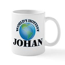 World's Hottest Johan Mugs